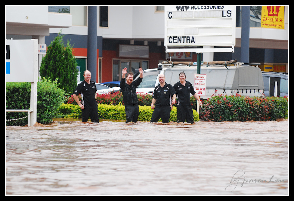 toowoomba flash flood 2011-4457