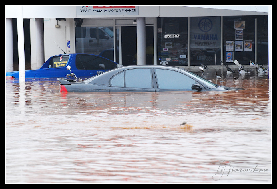 toowoomba flash flood 2011-4464