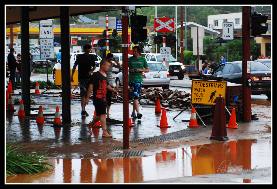 toowoomba flash flood 2011-4545